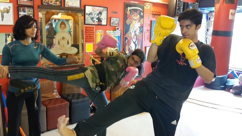 Bjj Mma Muay Thai Kickboxing Krav Maga Wing Chun Philipino Kali